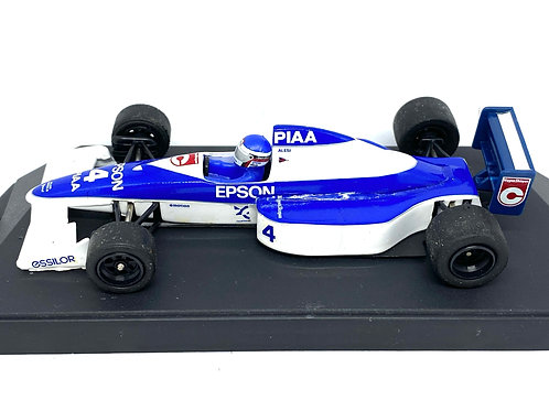 1:43 scale Boxed Onyx Tyrrell 019 F1 Car - Jean Alesi 1990 Diecast Model Car