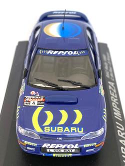 Subaru Impreza - C McRae 3