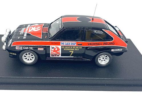 1:43 scale Trofeu Vauxhall Chevette Rally Car, G Buckley 1981 Ltd Edition of 150