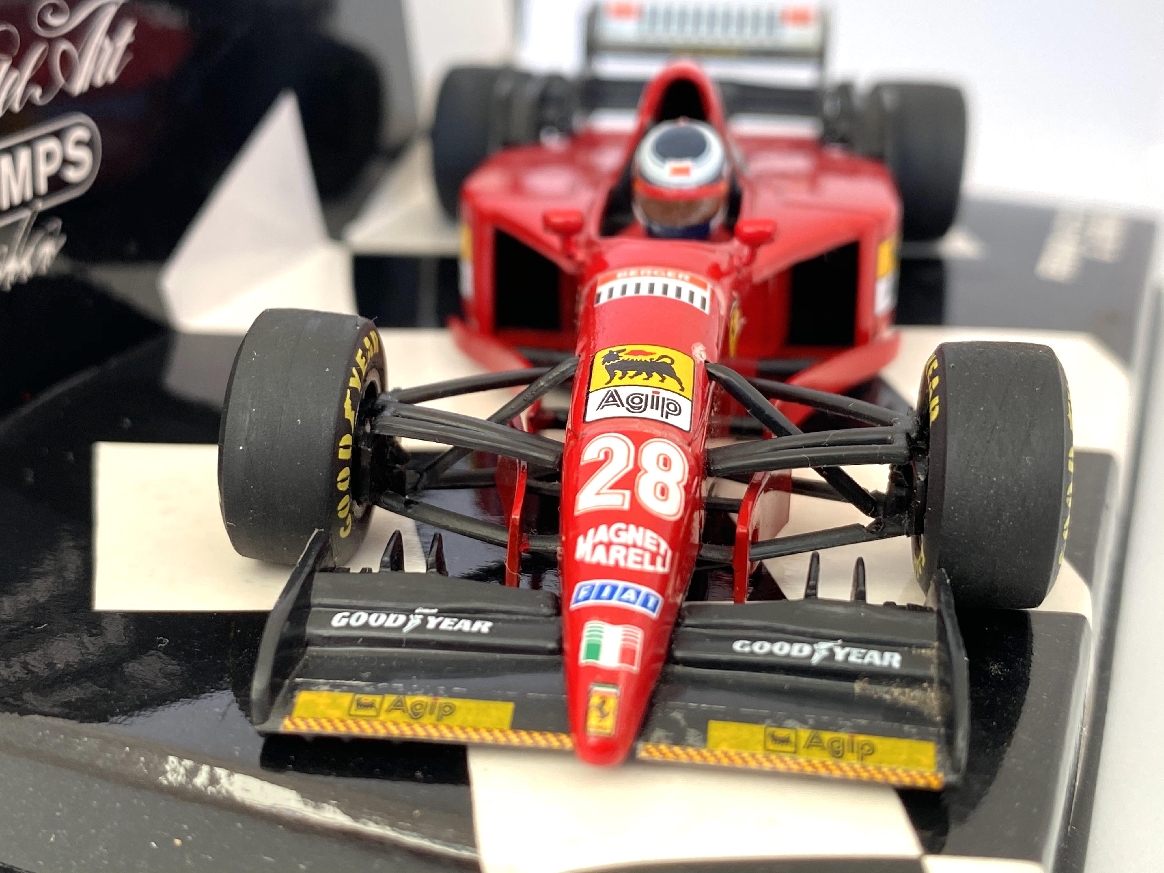 Ferrari 412 T2 - G Berger 4