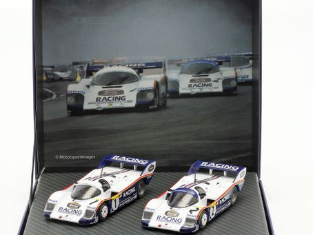 Now In Stock - Porsche 956K Twin Car Set