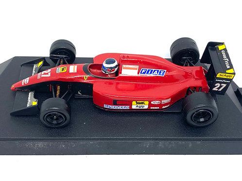 1:43 scale Boxed Onyx Ferrari 643 F1 Car - G Morbidelli 1991 Diecast Model Car
