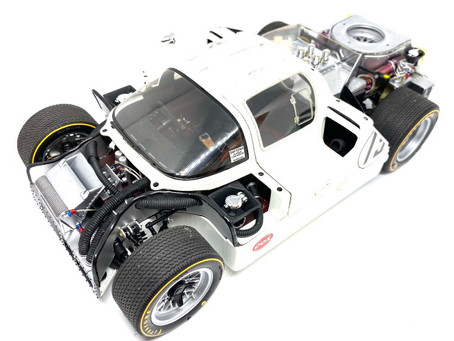 1/18 scale Chaparral 2F - Daytona 1967
