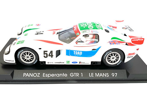 1:32 scale Fly Scalextric Slot Car Panoz Esperante GTR 1 Le Mans Model 1997