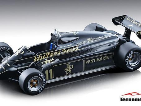 1/18 scale Lotus 91 Diecast Models, De Angelis & Mansell 1982