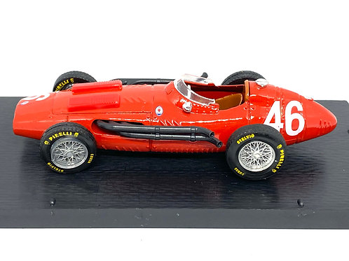 1:43 scale Boxed Brumm Maserati 250F Formula One Car - Brumm Model R223 Diecast