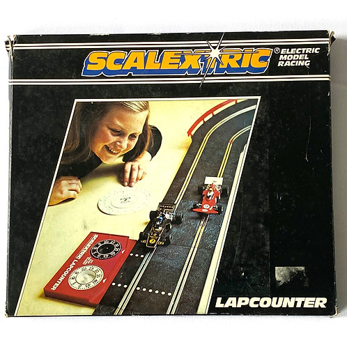 Vintage Scalextric Lap counter, Scalextric Accessories, Scalextric C277