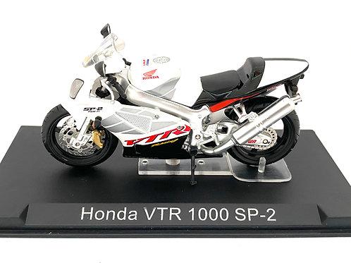 1:24 scale Altaya Honda VTR 1000 SP-2 Superbike Road bike Diecast Model Replica