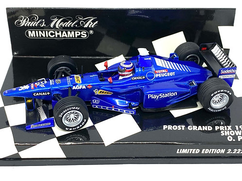 Ltd Edition 1:43 scale Minichamps Prost GP F1 Showcar - O Panis 1999 Diecast Car