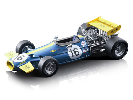 New Announcements - Brabham BT33 F1 models by Tecnomodel