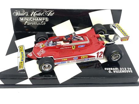 Ferrari 312 T4 G Villeneuve 1979