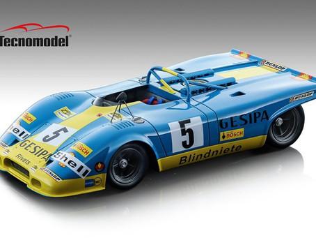 Diecast Porsche 917 Spyder by Tecnomodels Mythos