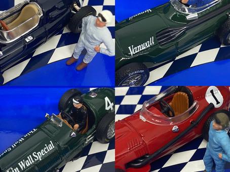 1950's British Champions F1 Box Sets