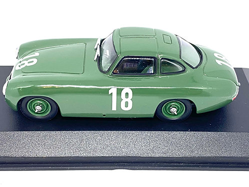 1:43 scale Minichamps (Max Models) Mercedes 300 SL - K Kling 1952 Diecast Model