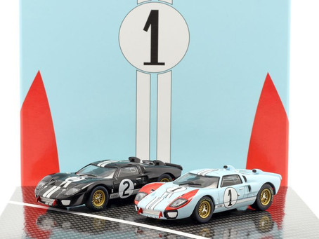 Ford GT40 Box Sets