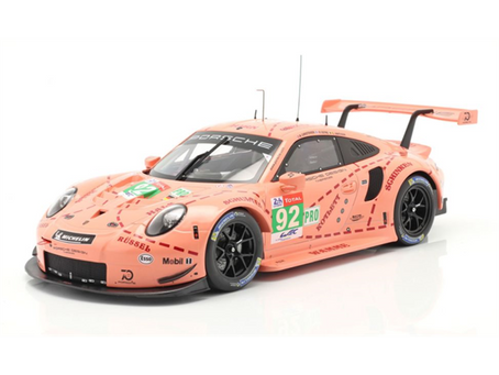 New IXO Porsche 911 RSR Diecast Models Coming Soon