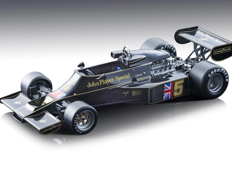 Coming Soon - Lotus 77 Diecast Models