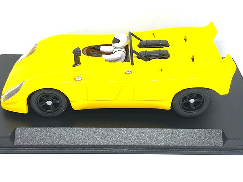 1:32 scale Fly Slot Car Porsche 908 Flunder Le Mans 1971 with decals & Parts