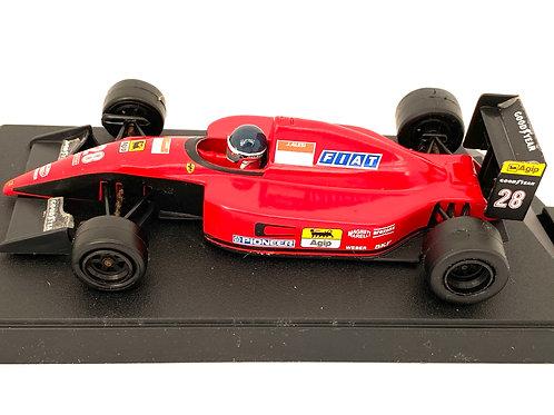 1:43 scale Boxed Onyx Ferrari 643 F1 Car - Jean Alesi 1991 Diecast Model F1 Car