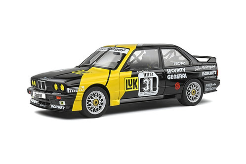 1:18 scale Solido BMW M3 DTM Touring Car K Thimm 1988 Diecast Model Collectable