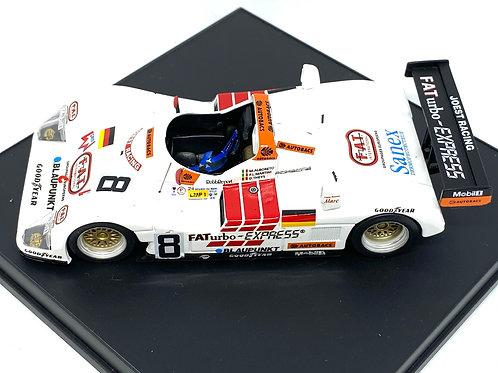 1:43 scale Trofeu Porsche WSC Sports Car, M Alboreto, P L Martini & D Theys 1996