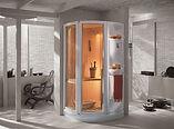 sauna idromassaggio teuco