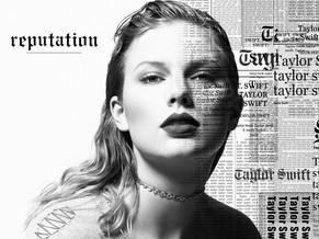 """""""Reputation"""" de Taylor Swift dentro de los 50 mejores del año"""