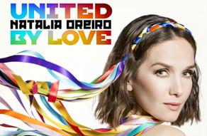 """Natalia Oreiro lanzó el vídeo de """"United by love"""""""