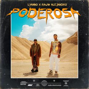 """""""Poderosa"""" de Lyanno junto a Rauw Alejandro superó las 10 millones de reproducciones en YouTube"""