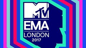 """MTV EMA´S: Fue elegido Mejor Artista del año y su canción se coronó como """"El tema"""" del 201"""