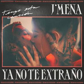 """Luego de """"Flor de Involución"""", J Mena estrena nuevo sencillo"""