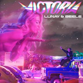 Lunay presenta su nuevo hit 'Victoria' junto a Beéle
