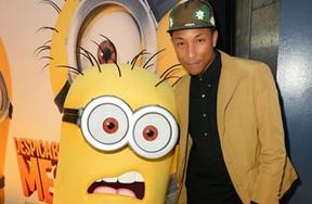 """Pharrell Williams le suma ritmo a """"Mi Villano Favorito 3"""""""