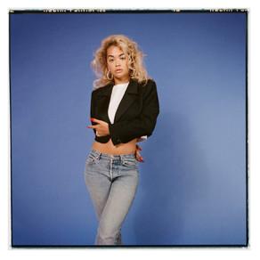 Rita Ora anuncia nuevo álbum