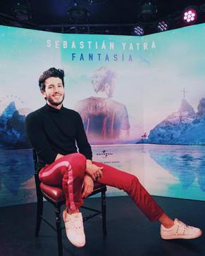 Sebastián Yatra tiene nuevo álbum