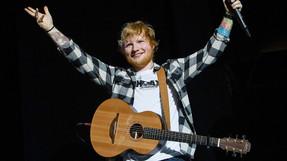 Ed Sheeran coronado 'Artista de la Década'