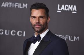 Nuevo look de Ricky Martin