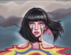 "Sia presentó su último single ""Move Your Body"""