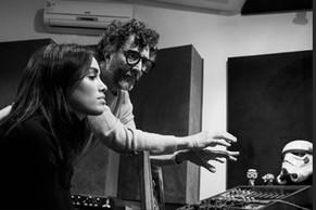 Lali en el nuevo álbum de Fito Páez