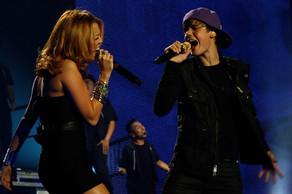 ¿Se viene una colaboración entre Justin Bieber y Miley Cyrus?