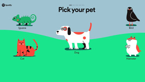 Spotify ofrece playlists para mascotas