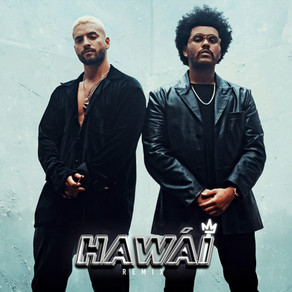 ¡Impresionate!. Maluma y The Weeknd se juntan en el remix de 'Hawái'