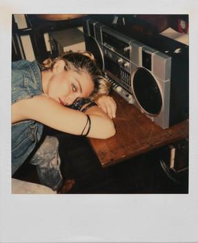 Inéditas fotos de Madonna a los 24 años