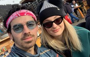 Sophie Turner y Joe Jonas se casan en Las Vegas