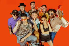 Lo' Pibitos presentan su nueva canción y vídeo 'Bajo la Lluvia'
