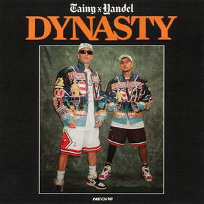 """Tainy y Yandel unen sus fuerzas para en el poderoso álbum """"DINASTY"""""""