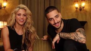 Shakira y Maluma, juntos