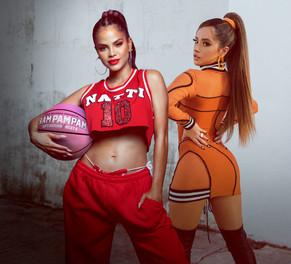 Natti Natasha y Becky G se vuelven a unir en una canción y vídeo