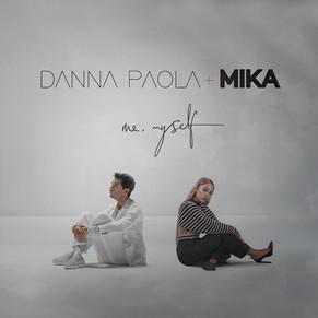 Danna Paola se une a MIKA en 'Me Myself'