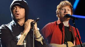Eminem y Ed Sheeran hicieron una canción juntos
